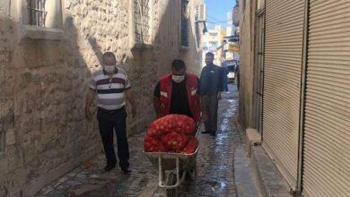 Photo of Urfa'da Patates ve Soğanlar Kapıda Teslim Ediliyor