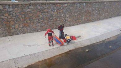 Photo of Dereye düşen çocuğu itfaiye ekipleri böyle kurtardı
