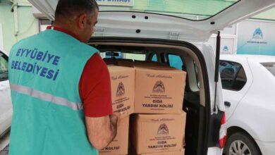 Photo of Eyyübiye Belediyesi Yardıma Muhtaçların Yanında