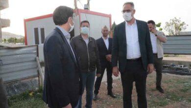 Photo of Eyyübiye 'de gençlik merkezi için çalışmalar sürüyor