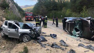 Photo of Feci kaza: 3 ölü, 3 yaralı