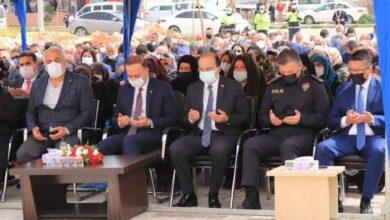 Photo of Halfeti'de şehit ailesinden duygulandıran konuşma