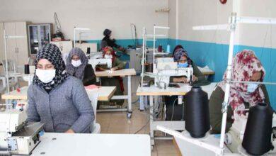 Photo of Urfa'da Millet evlerinde meslek sahibi oluyorlar
