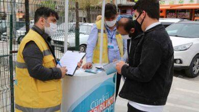 Photo of Şanlıurfa'da vatandaşlar taleplerini sahada iletiyor