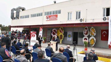 Photo of Şanlıurfa'da tam teşekküllü hayvan hastanesi açıldı