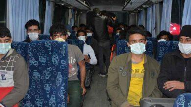 Photo of Siverek'te yabancı uyruklu kaçak göçmenler yakalandı