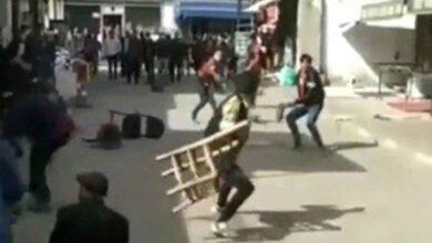 Photo of Sandalyeli kavgada engelli vatandaş arada kaldı