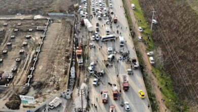 Photo of 3 ayda 391 kişi yollarda can verdi