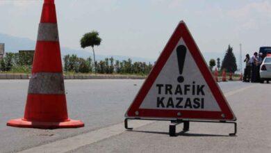 Photo of Şanlıurfa'da zincirleme trafik kazası: 1 ölü, 3 yaralı
