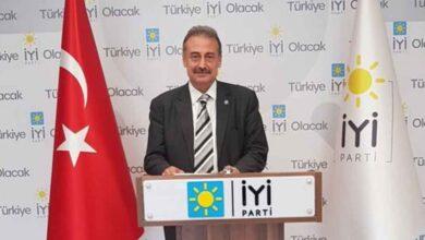 Photo of Lokman Şıhanlıoğlu İYİ Parti'den İstifa Etti