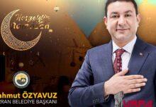 Photo of Başkan Özyavuz'dan Ramazan Ayı Mesajı
