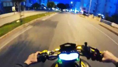 Photo of Kural tanımayan motosiklet sürücüsüne ceza yağdı