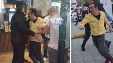 Photo of Mustafa Üstündağ kavga sonucu gözaltına alındı
