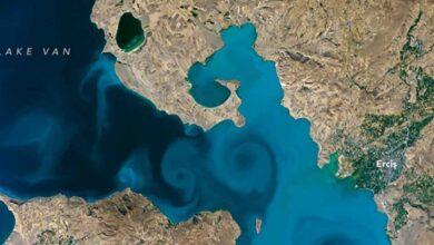 Photo of NASA fotoğraf yarışmasını Van Gölü kazandı