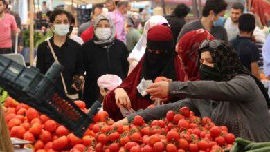 Photo of Urfa'da Pazar Yerleri Doldu Taştı