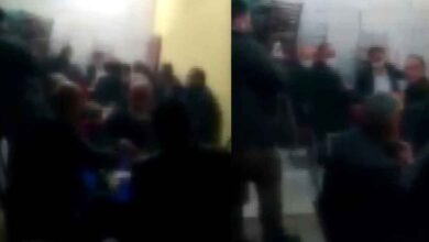 Photo of 11 kişilik eğlenceye polis baskını