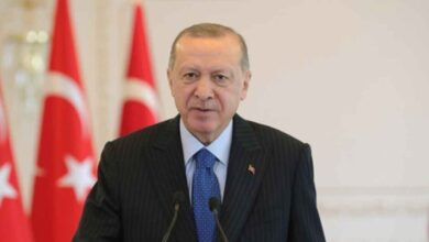 Photo of Cumhurbaşkanı Erdoğan canlı konuşuyor