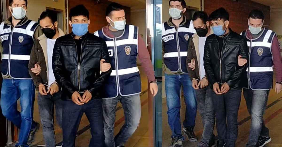 Urfa'da Cezaevinden izinli çıkan sahte savcı ve polis tutuklandı
