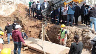 Photo of 2400 yıl sonra lahit mezar gün yüzüne çıktı!