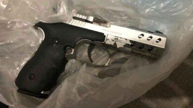 Photo of Teröristin evinde Gara şehidinin tabancası bulundu