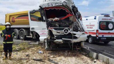Photo of Trafik kazası: 2 yaralı