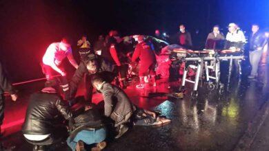 Photo of Trafik kazası: 2 ölü, 2'si ağır 10 yaralı