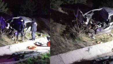 Photo of Otomobil kamyona arkadan çarptı: 1 ölü