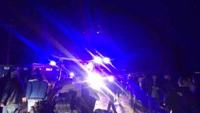Photo of Minibüs traktörle çarpıştı: 1'i ağır 4 yaralı
