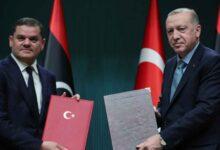 Photo of Türkiye ile Libya arasında 5 anlaşma imzalandı