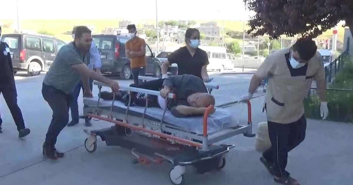 Urfa'da Babasıyla tartışan genç dehşet saçtı: 2 yaralı