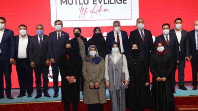 Photo of Şanlıurfa'da evli bireylere eğitim verildi