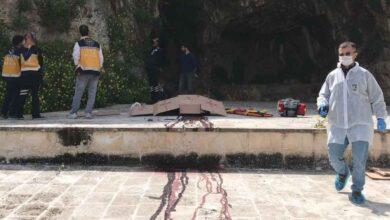 Photo of Urfa Kalesi eteğinde ceset bulundu