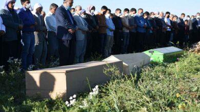 Photo of Kanalda boğulan çocuklar Urfa'da yan yana defnedildi