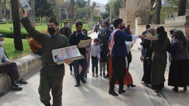 Photo of Urfa'da kurtuluş gazetesinin dağıtımı canlandırıldı