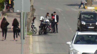 Photo of Şanlıurfa'da motosiklet denetimi