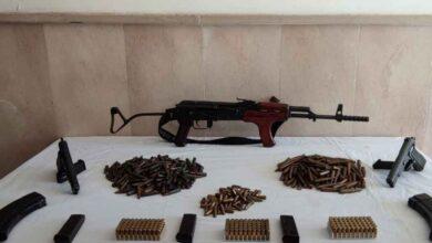 Photo of Urfa'da operasyonda silah ve mühimmat ele geçirildi