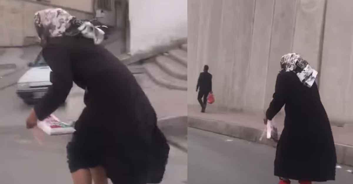 Urfa Sokaklarındaki Patenli Yaşlı İzlenme Rekorları Kırdı