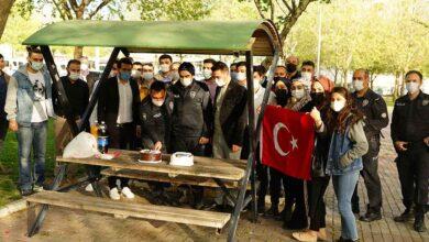 Photo of Şanlıurfa'da Görev başındaki polislere sürpriz