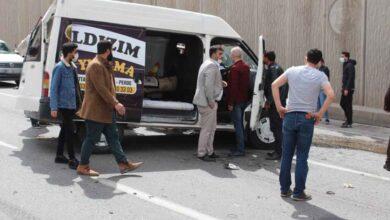 Photo of Şanlıurfa'da zincirleme kaza: 3 yaralı