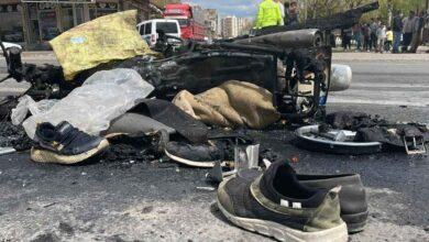 Photo of Şanlıurfa'da trafik kazası: 4 yaralı