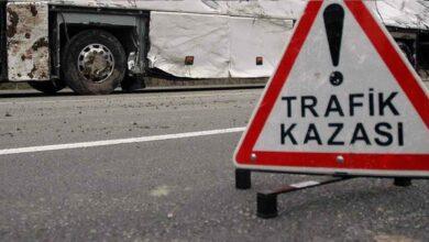 Photo of Şanlıurfa'da araç şarampole devrildi: 5 yaralı