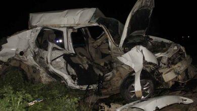 Photo of Şanlıurfa'da katliam gibi kaza: 5 ölü, 1 yaralı