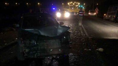 Photo of Urfa'da otomobil sürüye daldı, 29 hayvan telef oldu