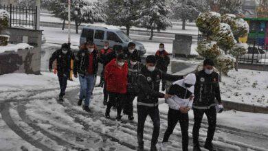 Photo of Urfa dahil 5 ilde uyuşturucu operasyonu: 7 tutuklu