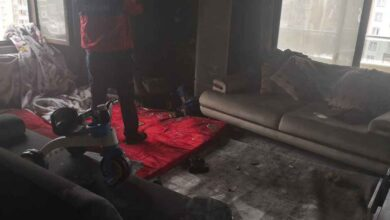 Photo of Şanlıurfa'da yangın faciası: 1 ölü, 1 ağır yaralı