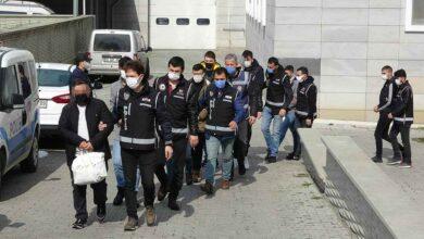 Photo of Urfa dahil 4 ilde suç örgütü operasyon