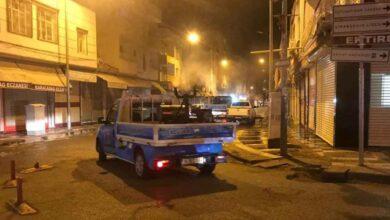 Photo of Viranşehir'de ilaçlama çalışmaları başladı