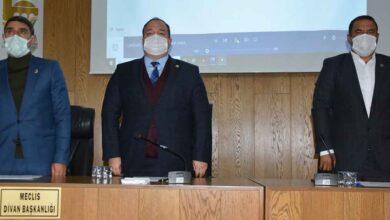 Photo of Viranşehir belediyesi meclis toplantısı yapıldı