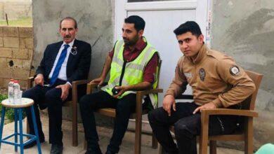 Photo of Yalçınkaya'dan polislere anlamlı ziyaret