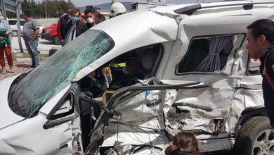 Photo of Yaşlı çift kazada hayatını kaybetti